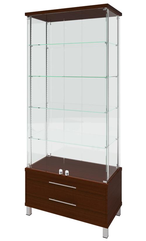 Витрина Кристалл К-92Т2 купить недорого в Екатеринбурге