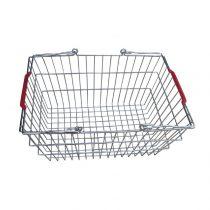 Корзины покупательские для магазина супермаркета купить недорого