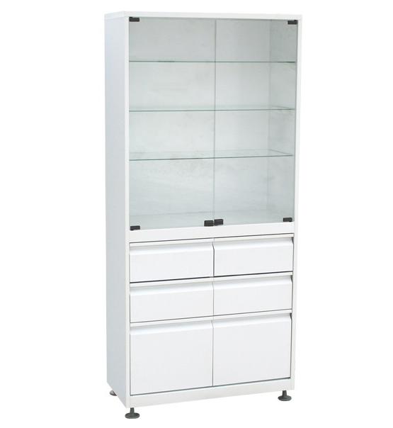 Медицинский шкаф ШМС-2-Р-4/2 купить недорого в Екатеринбурге