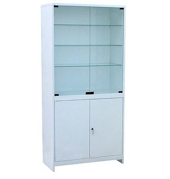 Медицинский шкаф ШМС-2-Р купить недорого в Екатеринбурге